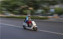 电动车发生交通事故责任书怎么划分