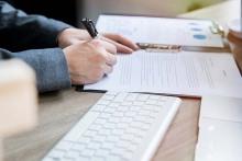 簽合同單方面違約扣除多少定金