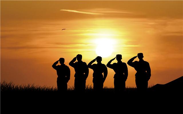 军人地位和权益保障法8月1日起施行